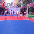 Enlio Plast Basket Outdoor Modular Court Plattor Golv