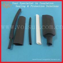 Plastic wire sleeve