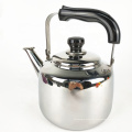 Pote de chá feito sob encomenda da cozinha 6L Potenciômetro da água da chaleira do chá do fogão do aço inoxidável superior