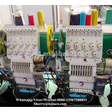 LJ Dual sequin Máquina de embroidry mista com cordão fácil