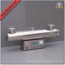 Cubierta ultravioleta de acero inoxidable (YZF-UVS21)