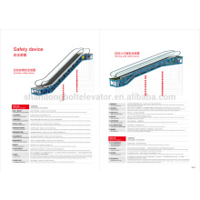 China Residential and Commercial Electric Escalator
