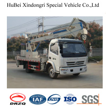 18m Dongfeng Aerial Work Platform Special Truck
