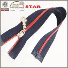 Open End Small Nylon Bag Zipper (#5)