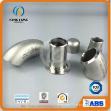 Extrémité d'extrémité d'acier inoxydable d'ASME B16.9 avec TUV (KT0357)