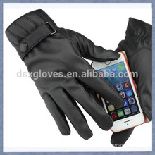 Touch Handschuh Leder Touch Handschuh für Männer und Frauen Handschuhe