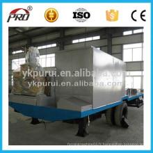 914-650 Large Roof Span Color Sheet Construction Machine à former un rouleau à froid