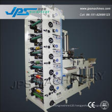 Jps480-6c-B 6 Colour Self-Adhesive Blank Sticker Label Print Press