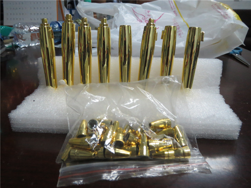 Gold Plating Kit