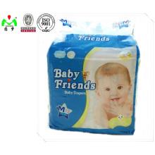 Brand New 2016 bebê amigos filme de PE PP Tapes Fraldas bebê para África