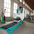 Wood Cutting Sawmill Woodworking Horizontal Band Saw