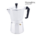 Aluminio estufa Top Coffee Maker