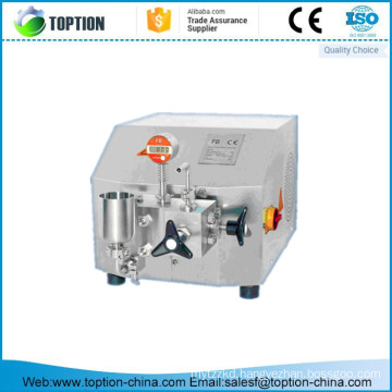 Small scale high pressure homogenizer machine for sale