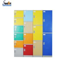Einzelner Türspeicher im Freien Schließfachs-Plastikgolfschließfach-Plastikschließfach