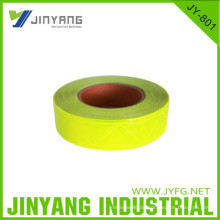 Hallo Vis Farbe PVC Kristall Reflexfolie