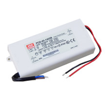 MEAN BEM PCD-40-1400B AC corte de fase regulável Driver para LED