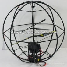 705 Amazing 3.5ch giroscópio RC mosca bola RC UFO voando bola brinquedo