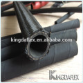 1 1/8 Inch High Temperature Textile Outer Braided Hydraulic Hose R5