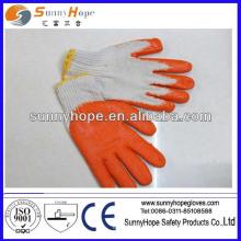 10G гладкая латексная перчатка
