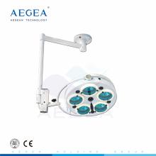 AG-LT012B Operationssaal Deckenmontage wirtschaftliche Einzelkopf-Chirurgie Shadowless-Licht
