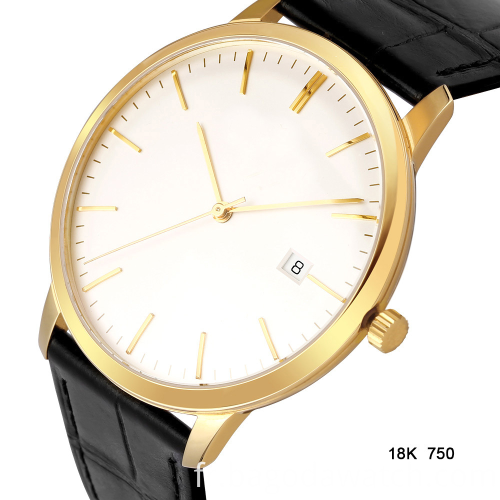 18k Gold Watch