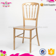 Hot Selling Qingdao Sionfur wooden chateau chair event chair