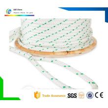 Corde en PET résistant à l'usine Direct Solid Solid Braid