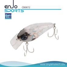 Выбор рыболовного крючка для глубоководных рыболовных снастей с крючками BKK Treble Hooks (CB0872)