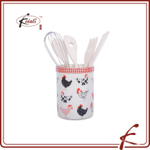 fashion design ceramic cuisine accessories holder