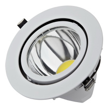 تصميم جديد 15W / 30W COB Downlights بقعة ضوء