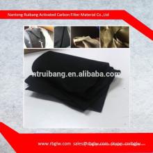 ALIMENTATION toutes sortes de dégermeurs élimination des odeurs rouleau de carbone médias filtrants filtre à charbon actif cabine de pulvérisation de charbon actif médias filtrants en carbone et matériel supports de filtre en carbone conception de filtre