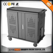 High quality safety mobile Ipad Charging laptop Cabinet