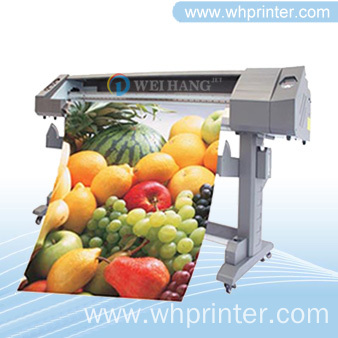 High Resolution Digital Printer with DX5 Print Head