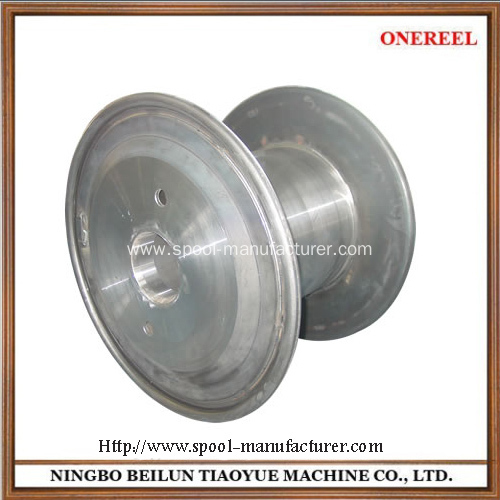 China flange diameter cable wire reel rollers