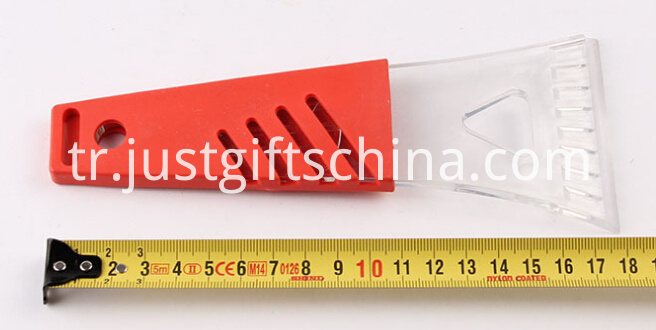 Custom Imprinted Plastic Ice Scraper - 18cm