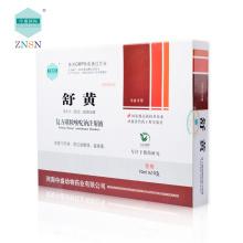 beste Qualität niedrigen Preis Verbindung Sulfadiazin Natrium-Injektion