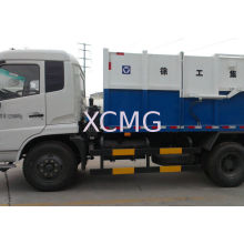 Xcmg Garbage Collection Truck, Dumping Trucks / Garbage Dump Truck, Xzj5120zlj For Collect And Forward The Refuse