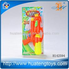 H142594 juguetes de los niños vendedores calientes pistola de agua juguetes del verano de la boquilla juego juegos del agua del juego
