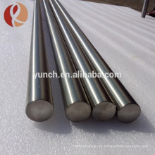 precio puro de la barra redonda del titanio del metal del grado 2 del astm f67 médico para Filipinas