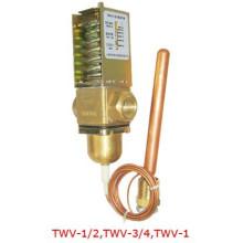 CE-geprüftes Wasserflussregelventil