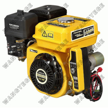 Electronic Ignition Gasoline Engine with Single Cylinder and Fuel Consumption