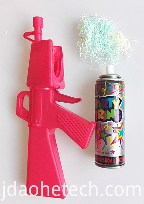 Party String Blaster Gun