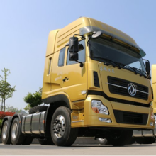 brand new10 wheelers 6*4 dongfeng tractor truck