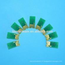Puce jetable de 9 couleurs pour epson T8041-T8049 cartouche d'encre compatible pour Epson p6000 p7000 p8000 p9000 imprimante à jet d'encre