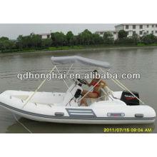 РЕБРО 470 надувная лодка