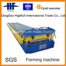 Highly Effective 840-900 Double Decked Cold Roll Forming Machine