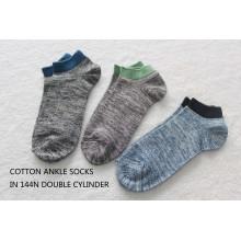 Calcetines de tobillo para hombre -3