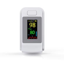 Oxímetro de pulso con punta de dedo de sangre de la FDA