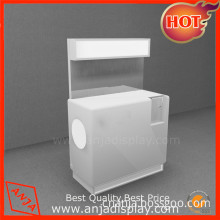 Wooden Cosmetic Product Display Stands