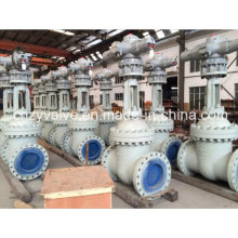High-Quality High Pressure Electric Gate Valve